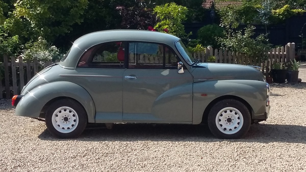 1967 Morris Minor 2 door  For Sale (picture 1 of 6)