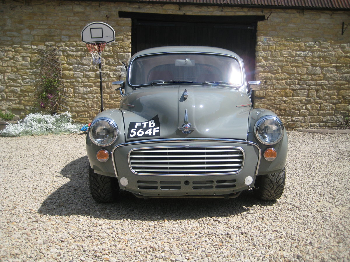 1967 Morris Minor 2 door  For Sale (picture 2 of 6)
