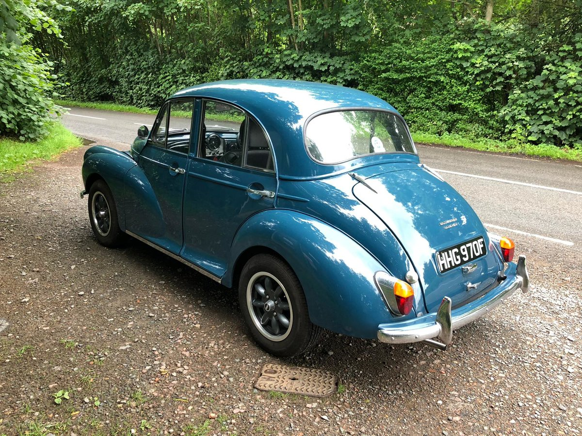 1968 Morris minor saloon For Sale (picture 2 of 6)