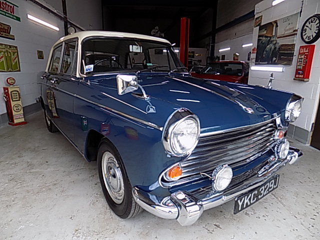 Morris Oxford 1971 Historic*DEPOSIT NOW TAKEN SOLD (picture 1 of 6)