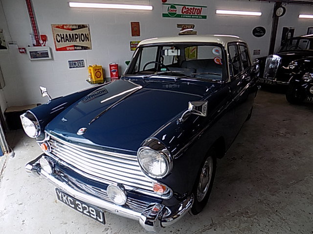 Morris Oxford 1971 Historic*DEPOSIT NOW TAKEN SOLD (picture 2 of 6)