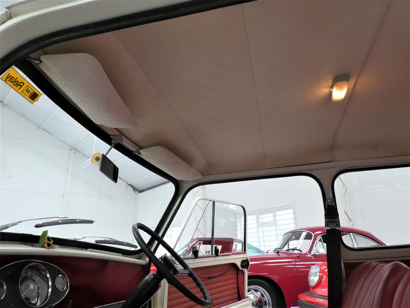 1965 Morris Mini Super De-Lux Saloon - One Family Owner From New  SOLD (picture 5 of 6)