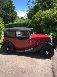 1935 Morris 8 tourer