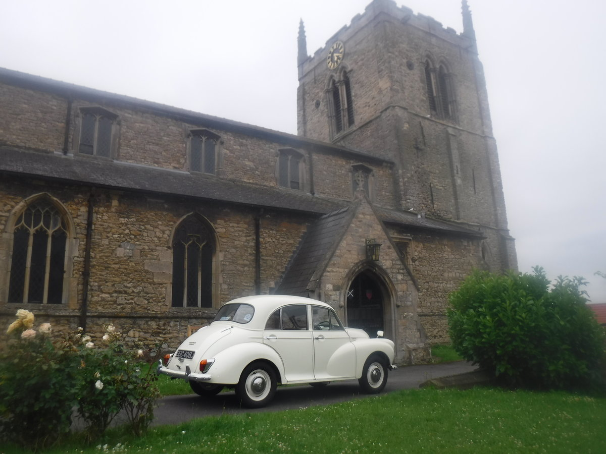 """1970 Morris Minor  The """" DUCHESS"""" SOLD (picture 1 of 6)"""