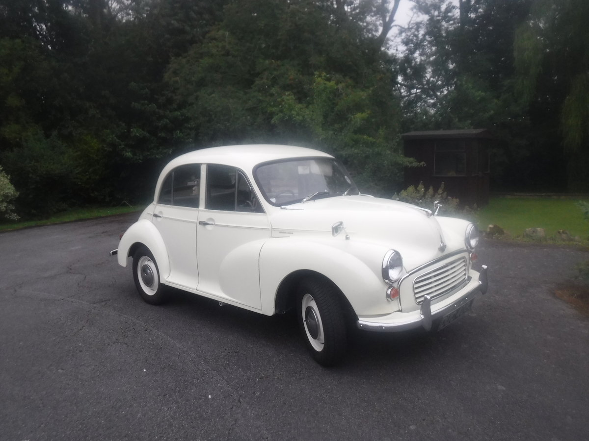 """1970 Morris Minor  The """" DUCHESS"""" SOLD (picture 4 of 6)"""
