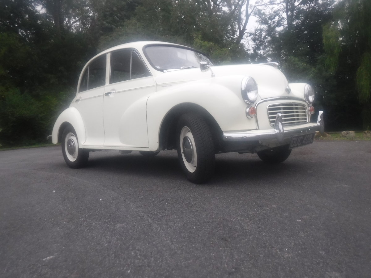 """1970 Morris Minor  The """" DUCHESS"""" SOLD (picture 5 of 6)"""