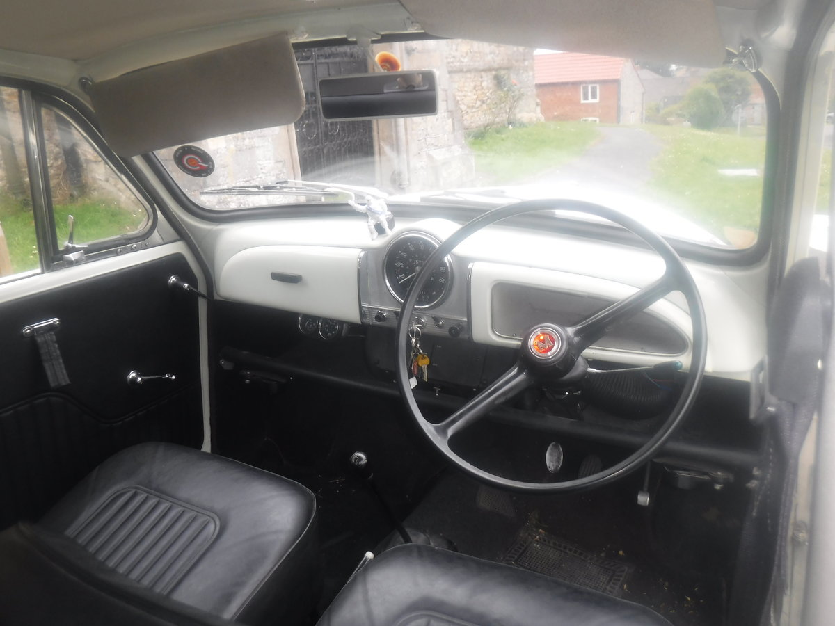 """1970 Morris Minor  The """" DUCHESS"""" SOLD (picture 6 of 6)"""
