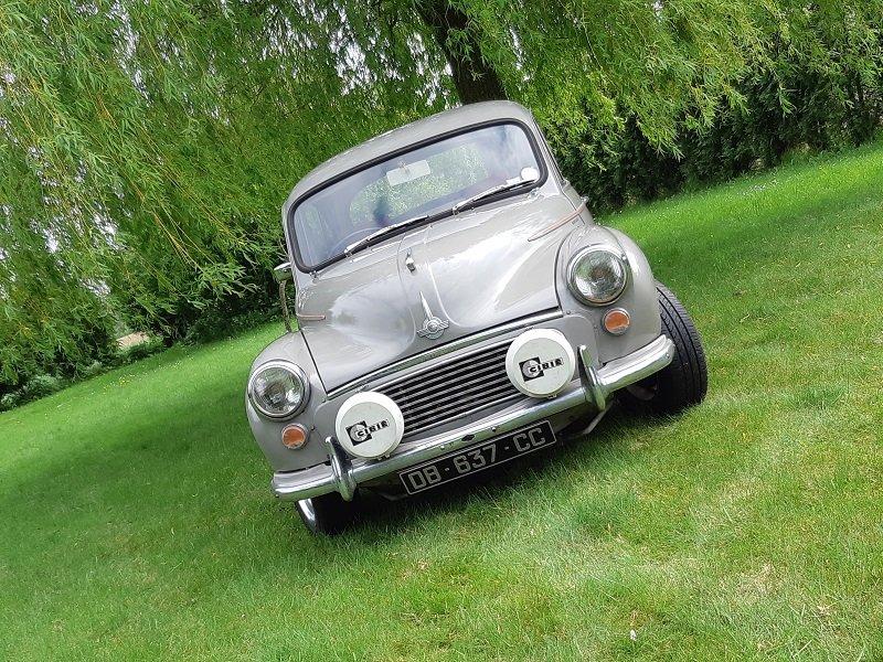 1965 Morris Minor 1800 Zetec For Sale (picture 1 of 6)