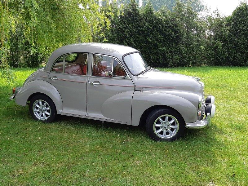 1965 Morris Minor 1800 Zetec For Sale (picture 3 of 6)