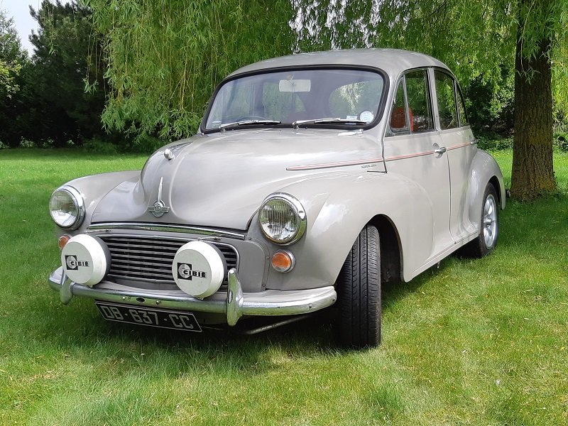 1965 Morris Minor 1800 Zetec For Sale (picture 4 of 6)