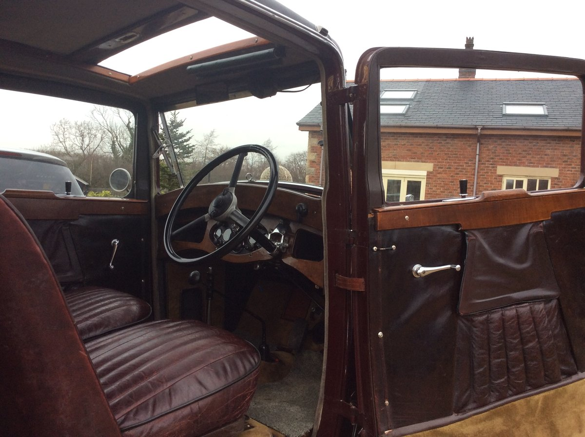 1933 Morris 10/4  Doctors coupe For Sale (picture 4 of 4)
