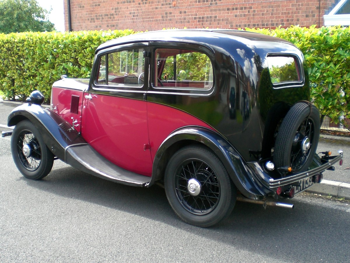 1934 Pre-series Morris Eight SOLD (picture 2 of 6)