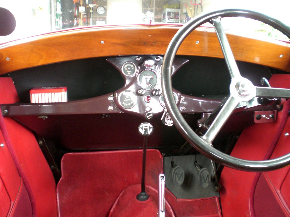 1934 Pre-series Morris Eight SOLD (picture 3 of 6)