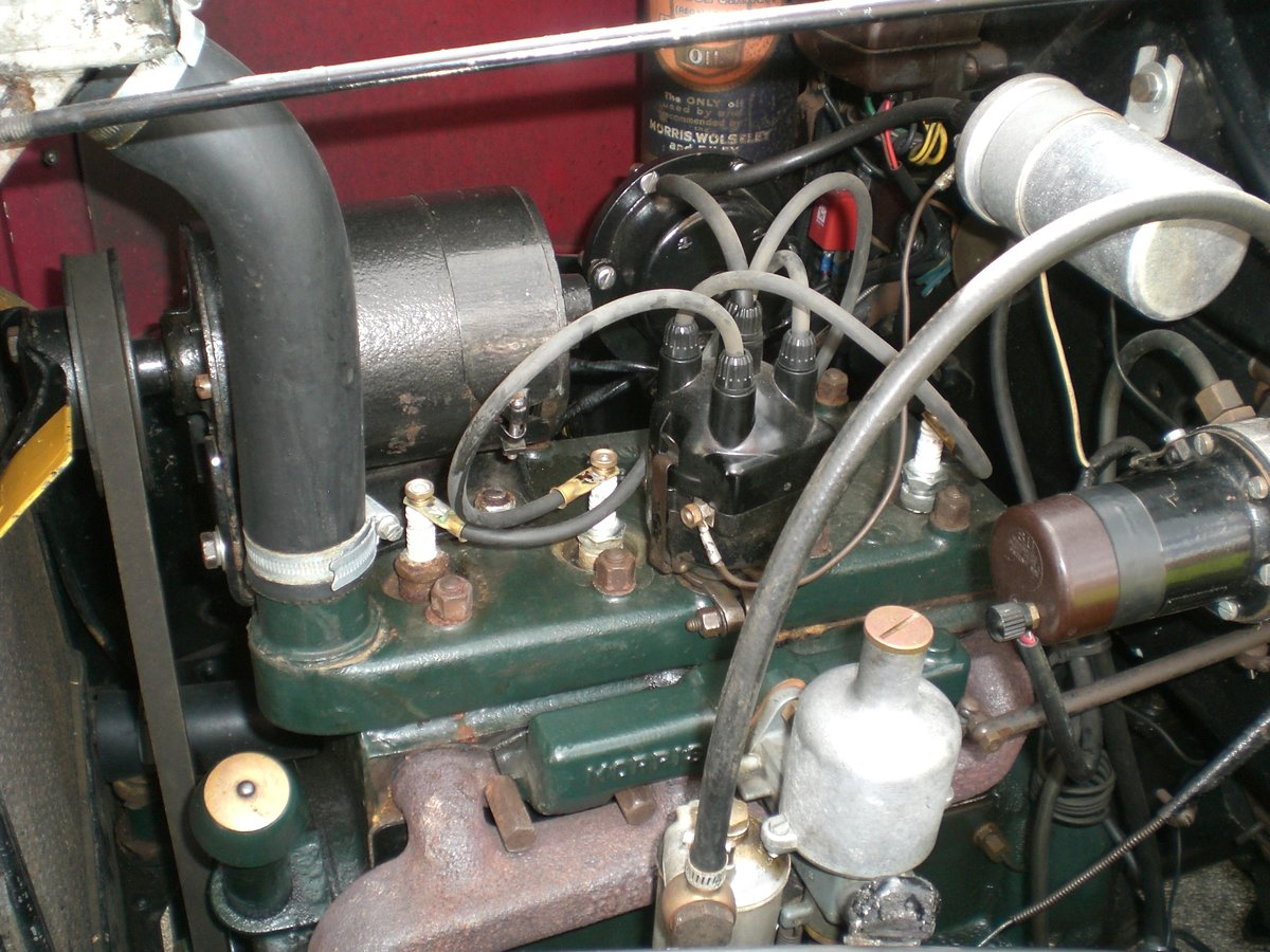 1934 Pre-series Morris Eight SOLD (picture 5 of 6)