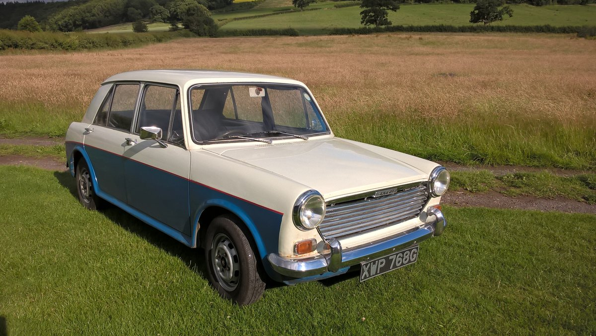 1968 Morris 1100 For Sale (picture 1 of 6)