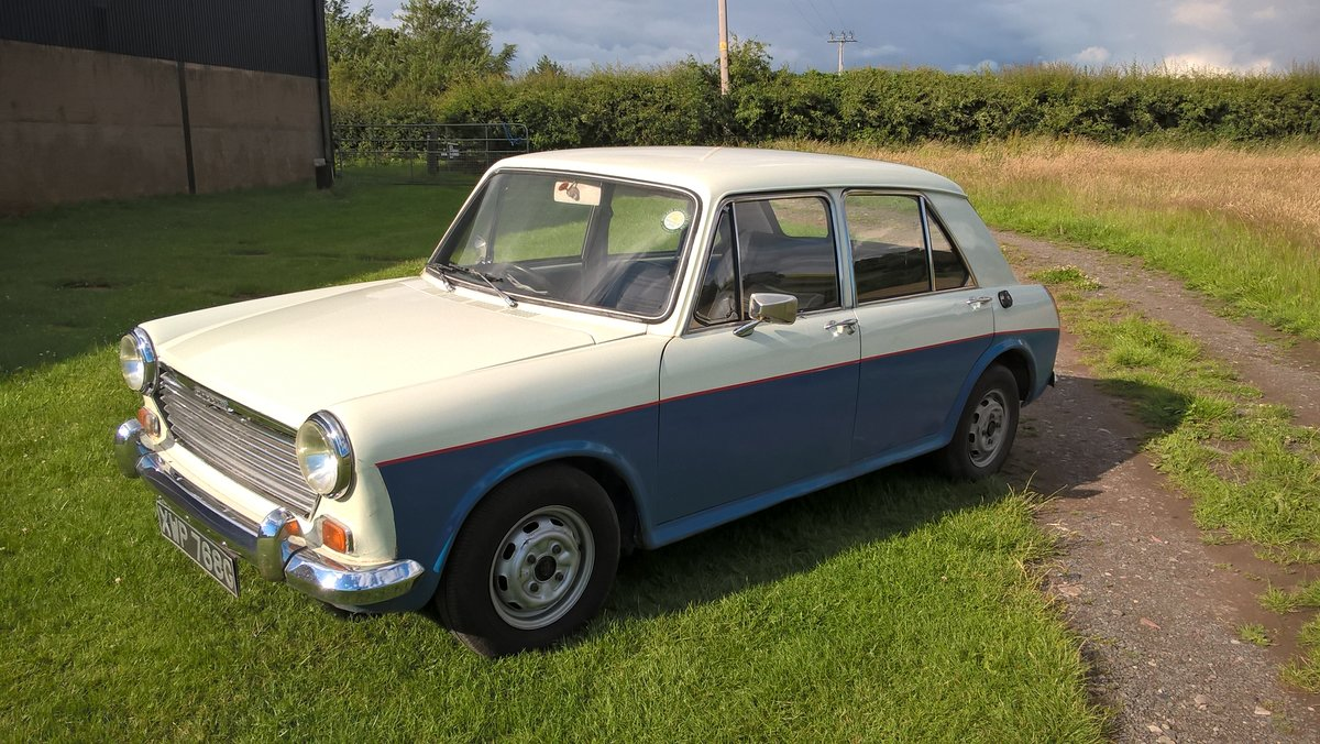 1968 Morris 1100 For Sale (picture 2 of 6)