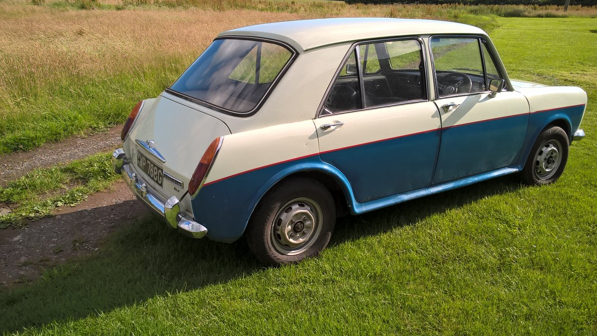 1968 Morris 1100 For Sale (picture 3 of 6)