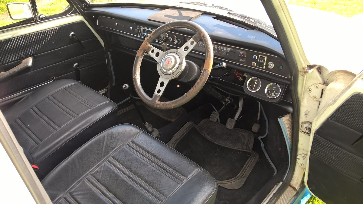 1968 Morris 1100 For Sale (picture 5 of 6)