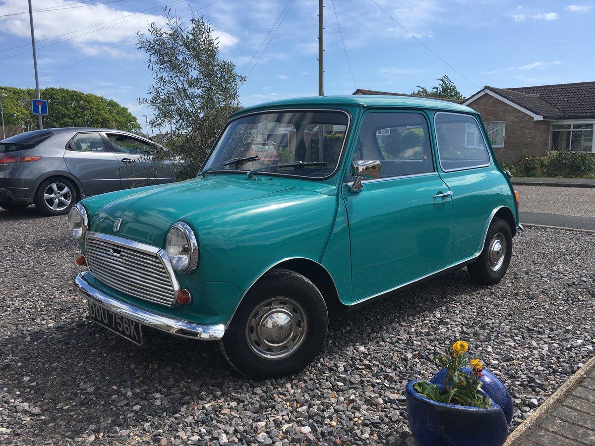 1972 Morris Mini 1000  For Sale (picture 1 of 6)