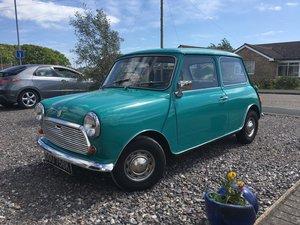1972 Morris Mini 1000