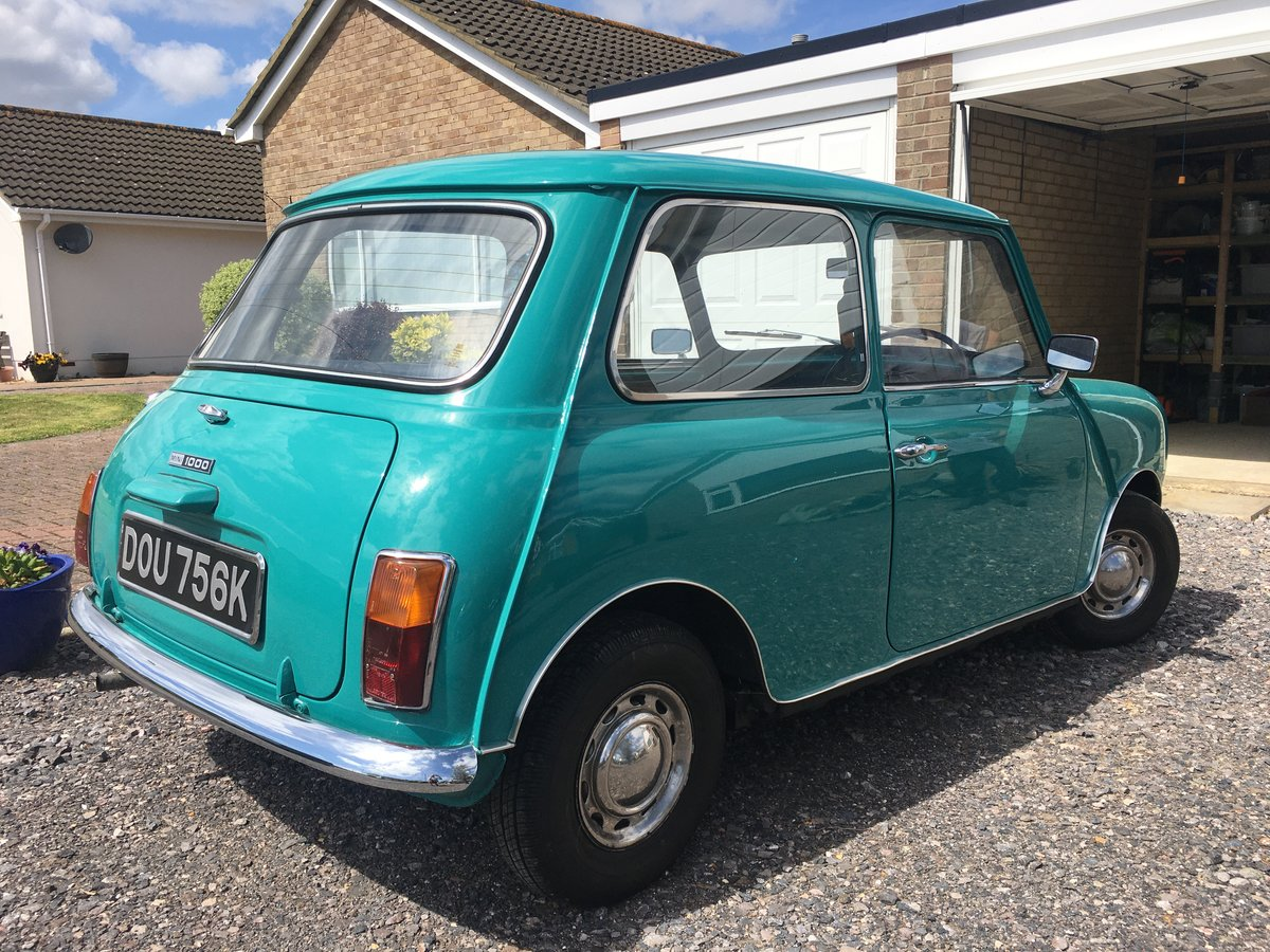 1972 Morris Mini 1000  For Sale (picture 3 of 6)