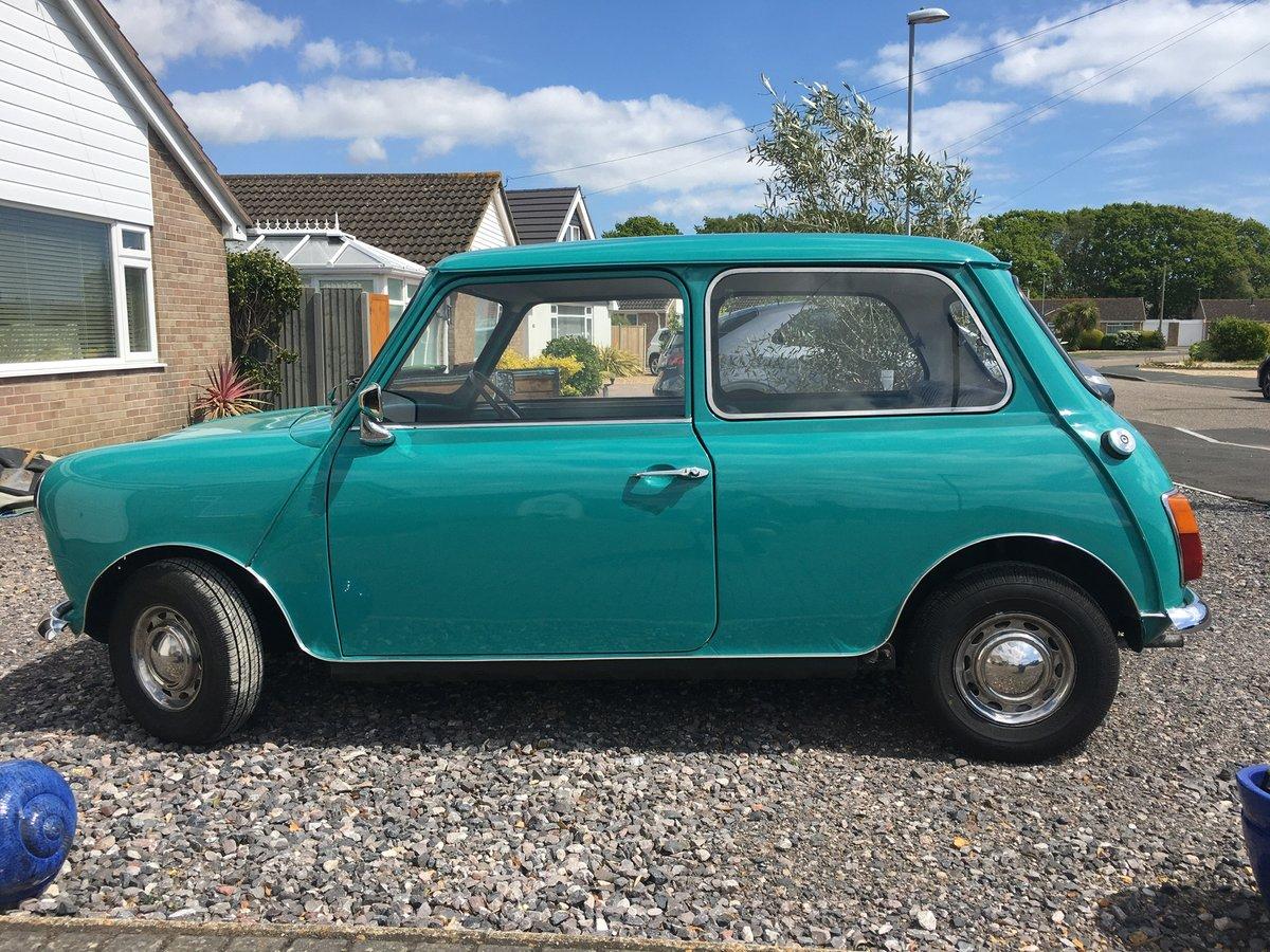 1972 Morris Mini 1000  For Sale (picture 4 of 6)