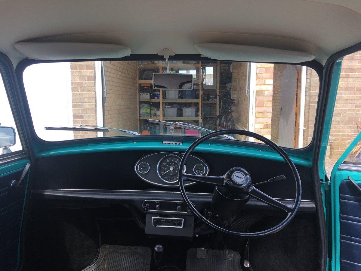 1972 Morris Mini 1000  For Sale (picture 5 of 6)