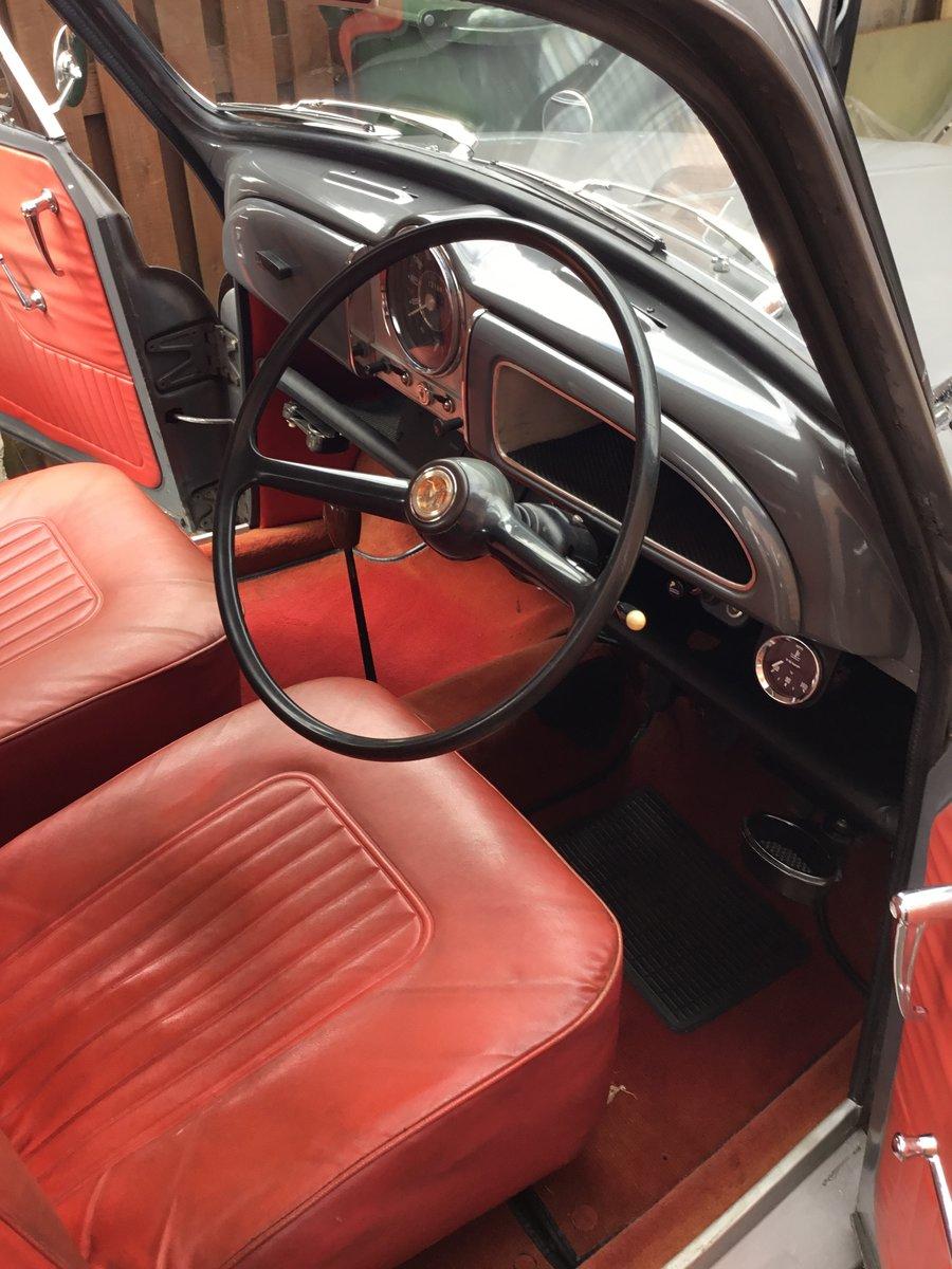 1967 Morris minor 4 door saloon SOLD (picture 3 of 6)