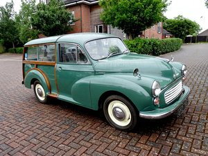 1969 Morris Traveller - Excellent condition - Runs Well For Sale