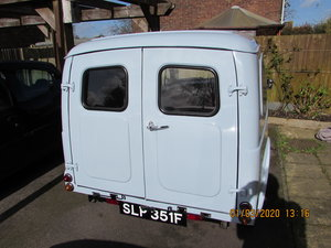 1969 Morris Minor Van For Sale