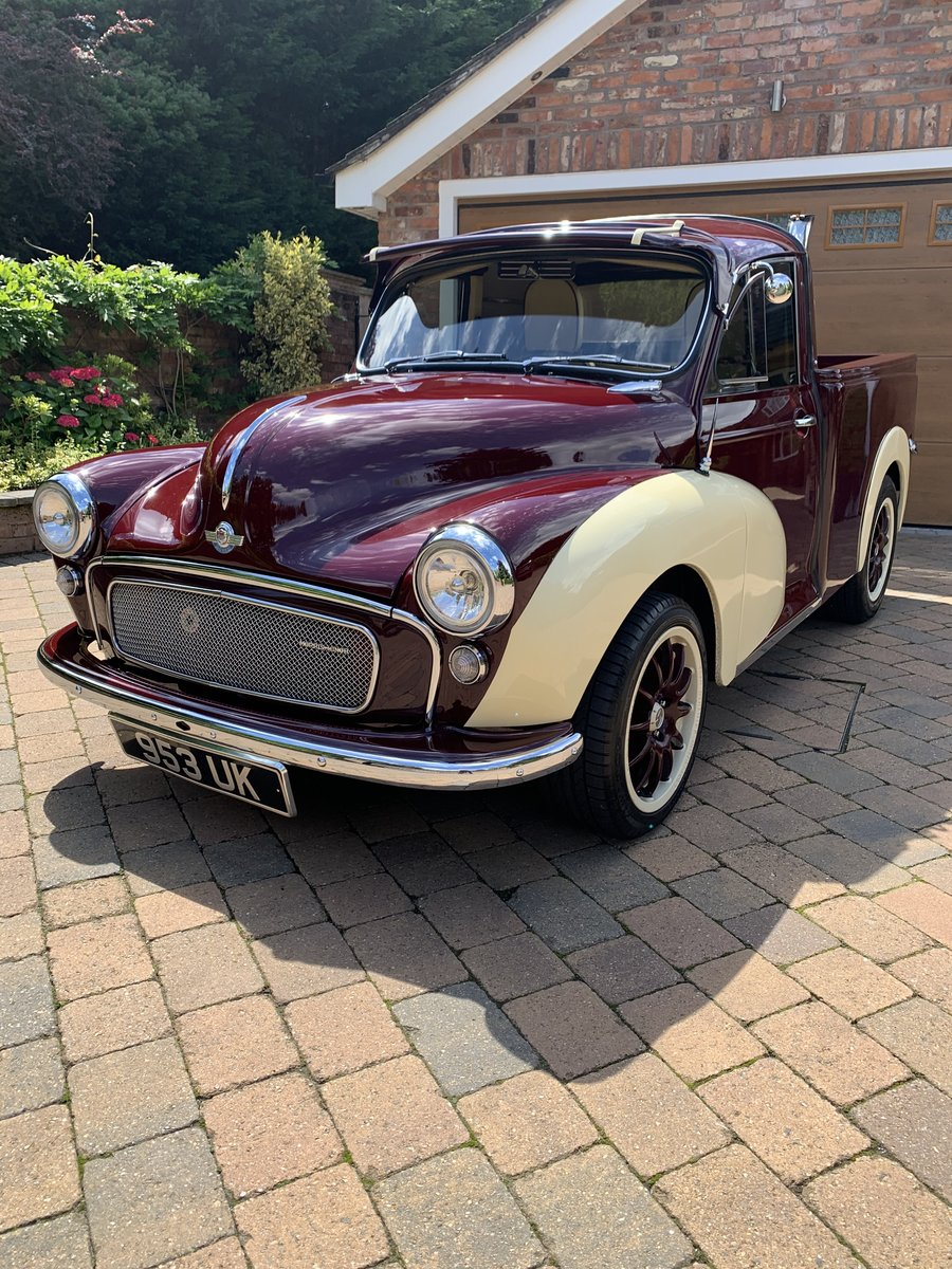 1972 The best Morris Minor Pick Up Truck on the planet! For Sale (picture 1 of 6)