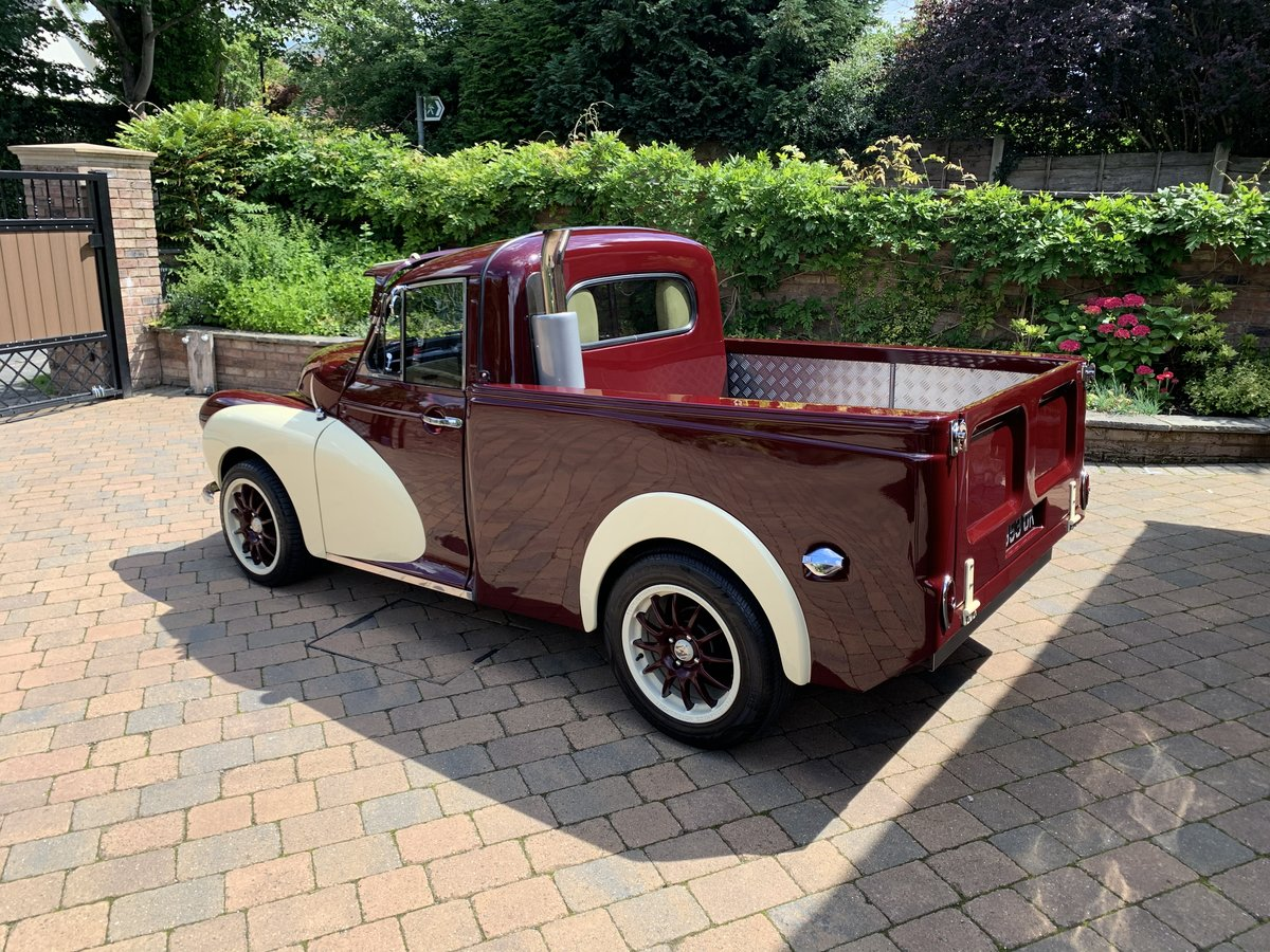1972 The best Morris Minor Pick Up Truck on the planet! For Sale (picture 2 of 6)