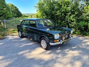 1969 Morris 1800 S