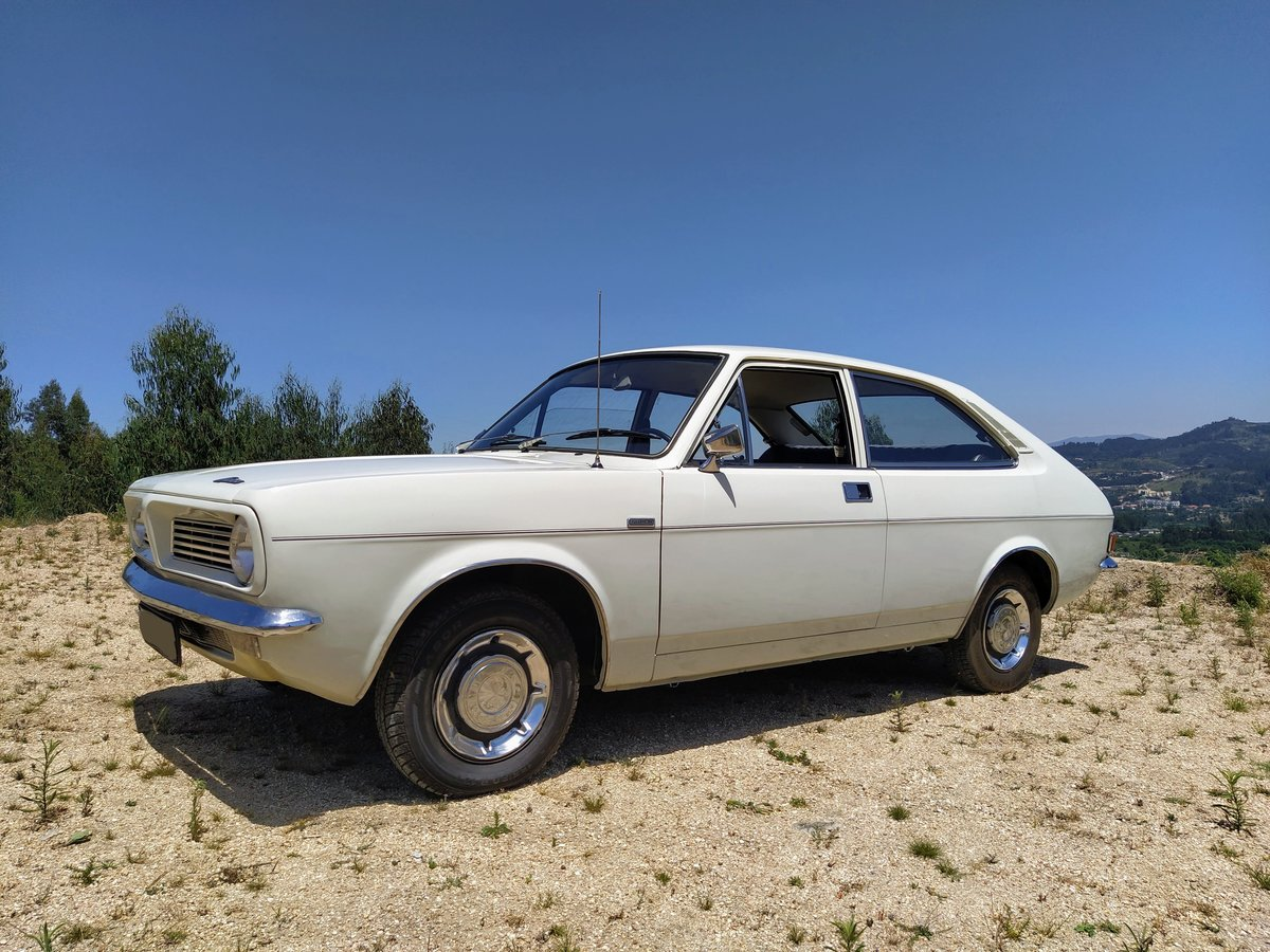 1975 Morris Marina 1-3 Super de Luxe Coupe For Sale (picture 1 of 6)