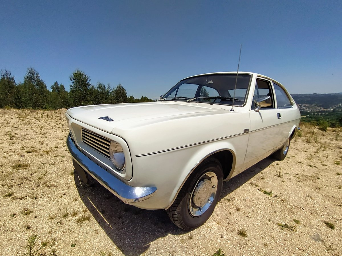 1975 Morris Marina 1-3 Super de Luxe Coupe For Sale (picture 2 of 6)