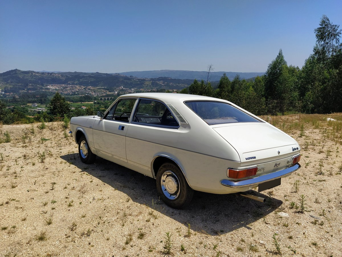 1975 Morris Marina 1-3 Super de Luxe Coupe For Sale (picture 3 of 6)