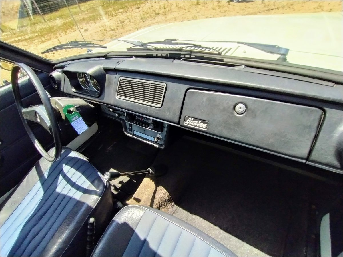 1975 Morris Marina 1-3 Super de Luxe Coupe For Sale (picture 4 of 6)
