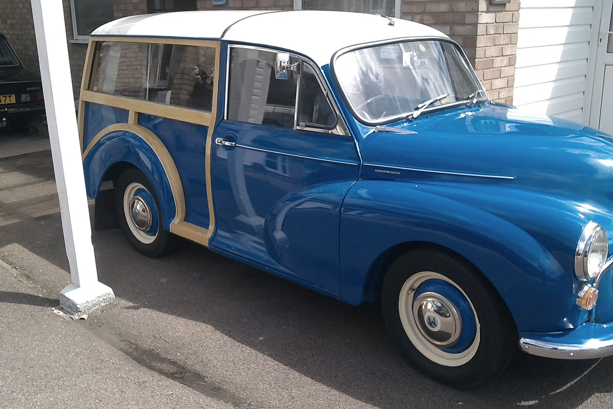 1967 Morris Minor Traveller For Sale (picture 1 of 5)