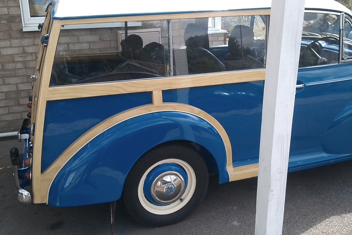1967 Morris Minor Traveller For Sale (picture 3 of 5)