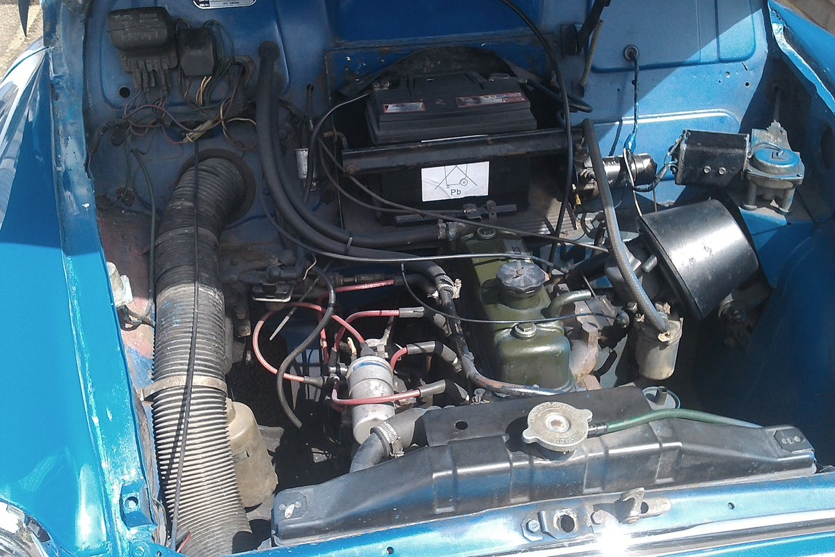 1967 Morris Minor Traveller For Sale (picture 4 of 5)