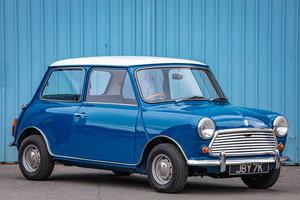 1971 Morris Mini Cooper S