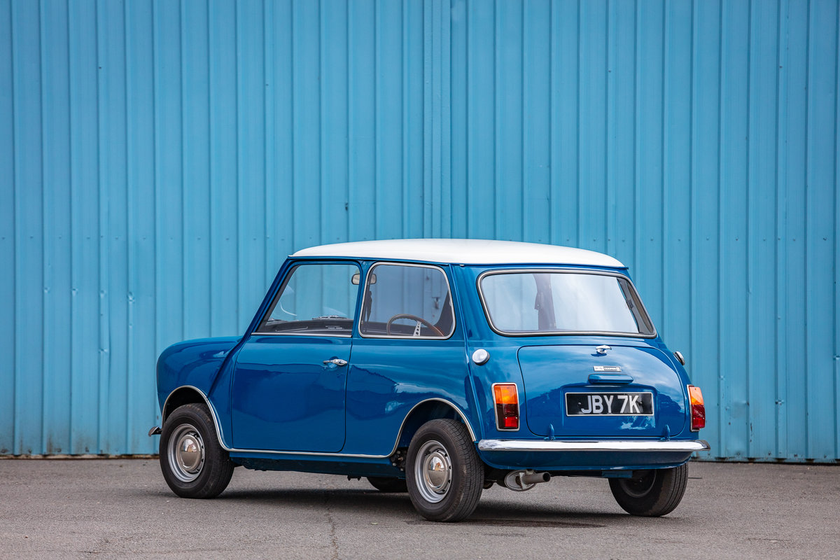 1971 Morris Mini Cooper S  For Sale by Auction (picture 3 of 6)