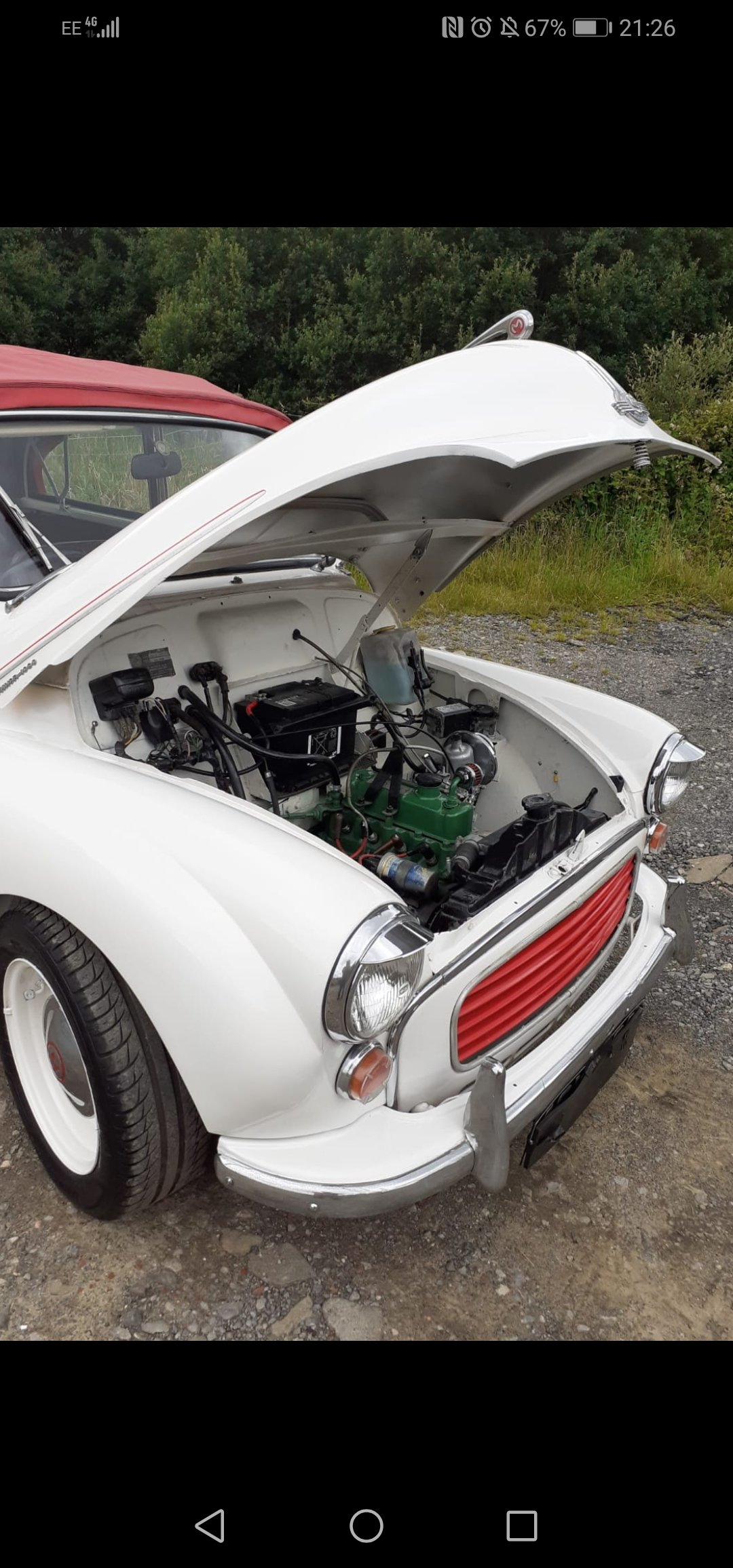 1963 Morris minor convertible For Sale (picture 1 of 6)