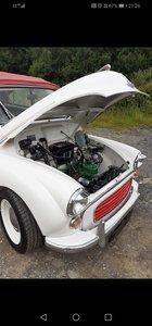 1963 Morris minor convertible
