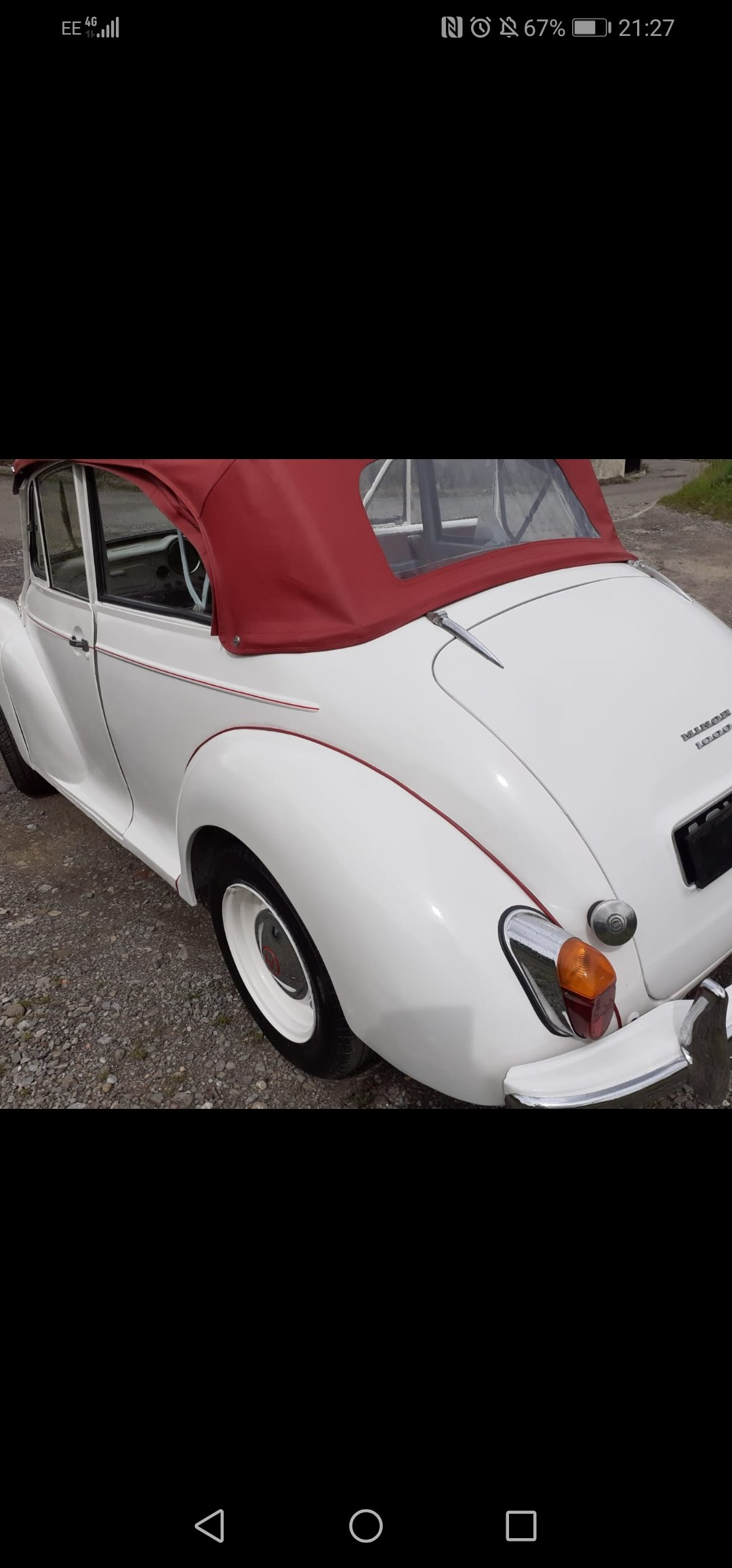1963 Morris minor convertible For Sale (picture 2 of 6)