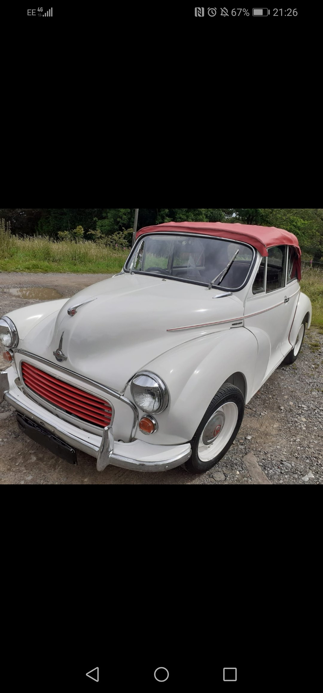 1963 Morris minor convertible For Sale (picture 4 of 6)
