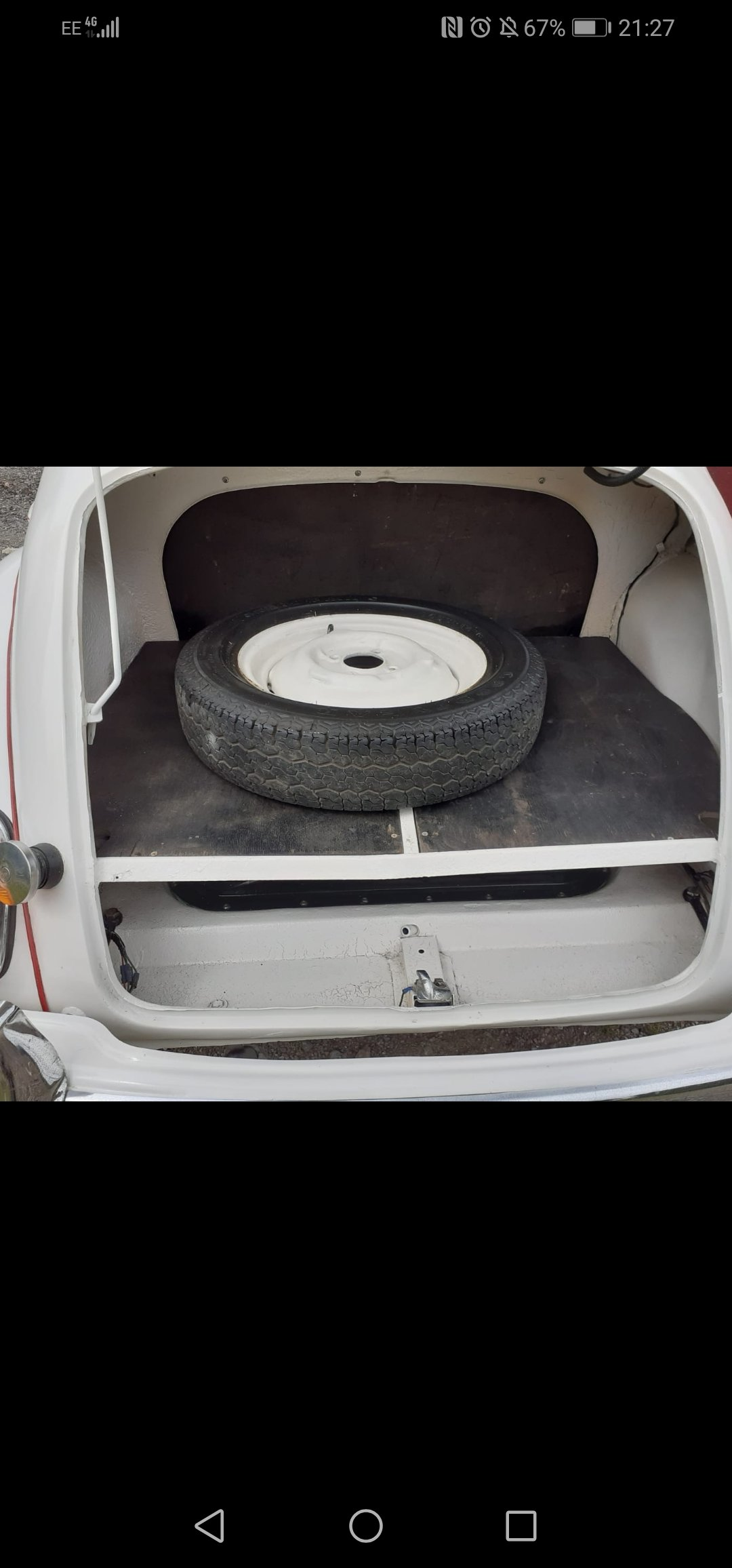 1963 Morris minor convertible For Sale (picture 5 of 6)
