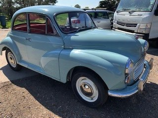 1963 Morris Minor For Sale (picture 1 of 6)