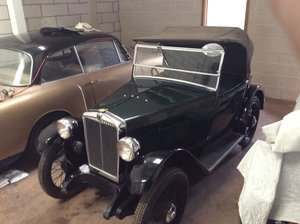 Lovely Morris to complete restoration