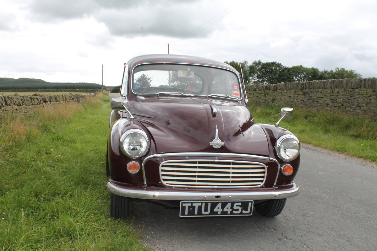 TRADE SALE 1970 Morris Minor  NOW SOLD For Sale (picture 4 of 7)